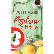 Pozdrav z Itálie - Kniha