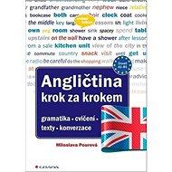 Angličtina Krok za krokem - Kniha