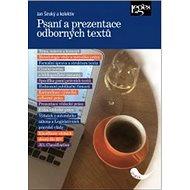 Psaní a prezentace odborných textů - Kniha