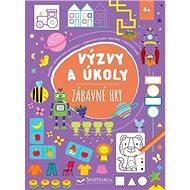 Výzvy a úkoly Zábavné hry - Kniha