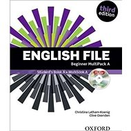 English File Third Edition Beginner Multipack A - Kniha