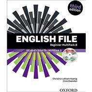 English File Third Edition Beginner Multipack B - Kniha