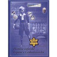 Historie židovské kopané v Československu - Kniha