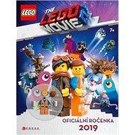 THE LEGO MOVIE 2TM Oficiální ročenka 2019: Obsahuje minifigurku
