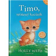 Timo, stratený kocúrik - Kniha