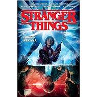 Stranger Things: Druhá strana - Kniha
