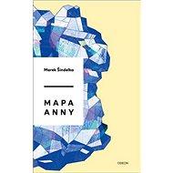 Mapa Anny - Kniha