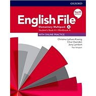 English File Fourth Edition Elementary Multipack A: with Student Resource Centre Pack