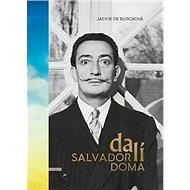 Salvador Dalí doma - Kniha