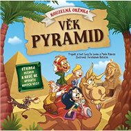 Věk pyramid: Kouzlená okénka - Kniha