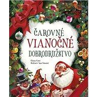 Čarovné vianočné dobrodružstvo - Kniha