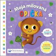 Moja milovaná opička - Kniha