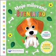 Moje milované šteniatko - Kniha