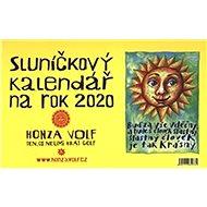 Sluníčkový kalendář 2020 - Kniha