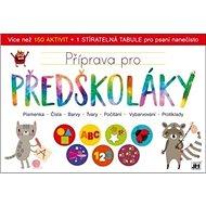 Příprava pro předškoláky - Kniha