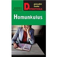 Homunkulus - Kniha