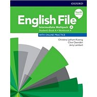 English File Fourth Edition Intermediate Multipack A: with Student Resource Centre Pack - Kniha