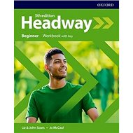 New Headway Fifth Edition Beginner Workbook with Answer Key - Kniha