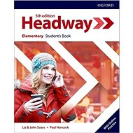 New Headway Fifth Edition Elementary Student's Book with Online Practice - Kniha