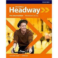 New Headway Fifth Edition Pre-Intermediate Workbook with Answer Key - Kniha