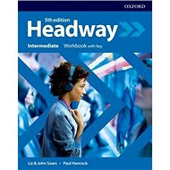 New Headway Fifth Edition Intermediate Workbook with Answer Key - Kniha