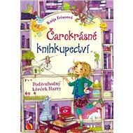 Čarokrásné knihkupectví Podivuhodný křeček Harry - Kniha