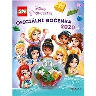 LEGO Disney Princezna Oficiální ročenka 2020