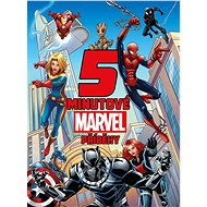 5minutové příběhy Marvel Heroes - Kniha
