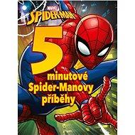 SPIDER-MAN 5minutové Spider-Manovy příběhy - Kniha