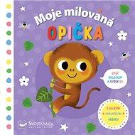 Moje milovaná opička - Kniha