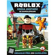 Roblox Kniha avatarů se samolepkami: Osahuje přes 250 samolepek - Kniha