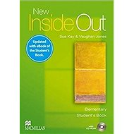New Inside Out Elementary Student's Book + eBook - Kniha