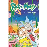 Rick a Morty 1 - Kniha