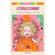 Letuška z economy aneb co na Instagramu neuvidíte - Kniha