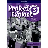 Project Explore 3 Workbook CZ - Kniha