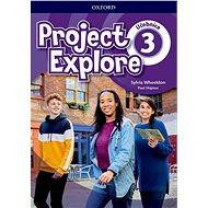Project Explore 3 Student's book CZ - Kniha