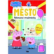 Endless colouring book City of Peppa Pig - Creative Kit