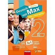 Deutsch mit Max neu + interaktiv 2 PS 3v1 - Kniha