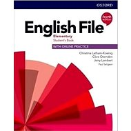 English File Fourth Edition Elementary  (Czech Edition): with Student Resource Centre Pack
