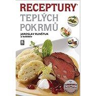Receptury teplých pokrmů 8.v - Kniha