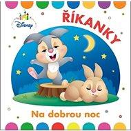 Disney Říkanky na dobrou noc - Kniha