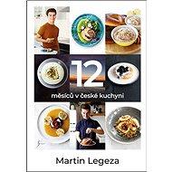 12 měsíců v české kuchyni - Kniha
