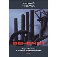 Behemot: Dějiny továrny a utváření moderního světa - Kniha