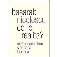 Co je realita?: Úvahy nad dílem Stéphana Lupasca - Kniha