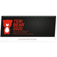 Teribear - stolní kalendář 2020 - Kniha