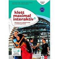 Klett Maximal Interaktiv 3 Pracovní sešit - Kniha