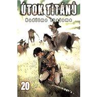 Útok titánů 20 - Kniha