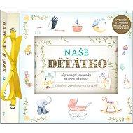 Kniha Naše děťátko: Nejkrásnější vzpomínky na první rok života - Kniha