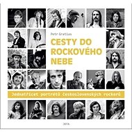 Cesty do rockového nebe: Jednatřicet portrétů československých rockerů - Kniha