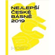 Nejlepší české básně 2019 - Kniha